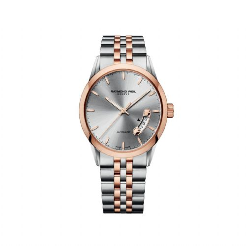 RAYMOND WEIL Freelancer Rose Gold Automatic Gold Gents Watch 2770-SP5-65011
